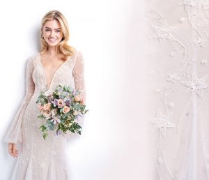 Bridal Guide – May/June 2019 Cover Gown – Win a Lillian West Collection wedding gown of winner's choice valued at $2,500
