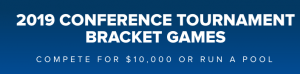 CBS Sports – 2019 Conference Bracket Challenge – Win US$10,000 via the CBSSSports.com Wallet