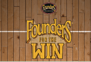 Founders Brewing – Founders for the Win – Win 1 of 56 Stubhub.com gift cards valued at $200 each