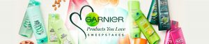 Garnier – Most Loved Products – Win a Garnier prize package valued at $300
