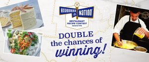 General Mills – Neighborhood to Nation – Win a grand prize trip package valued at $50,000 OR 1 of 10 minor prizes