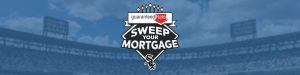 Guaranteed Rate – Sweep Your Mortgage – Win 1 of 10 prize packs valued at $2,750 each