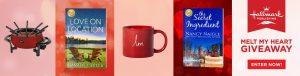 Hallmark Channel – Melt My Heart – Win a prize pack
