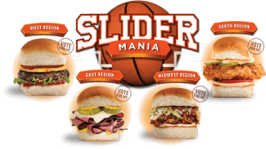Kings Hawaiian Bakery West – Slider Mania Bracket Challenge – Win a grand prize of a $5,000 check OR 1 of 100 minor prizes