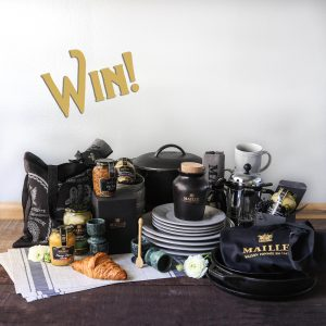 Maille – Win a Brunch Makeover valued at $500