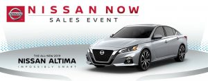 Nissan – 2019 Q4 Private Offer Sales Event – Win a 2019 Nissan Altima SV AWD valued at $29,280