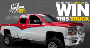 RTM Powernation TV – Sea Foam Truck Tech – Win a 2014 Chevrolet Silverado Double Cab with performance upgrades valued at $25,000