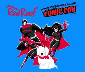 Red Roof Inns – Road to New York Comic Con – Win a 5-day trip for 2 to New York valued at $4,036