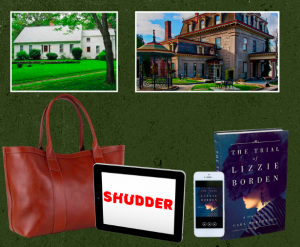 Simon & Schuster – Lizzie Borden Getaway – Win a prize package valued at $1,369