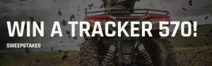 TMBC – Tracker – Off Road – Win a Tracker Off Road 570 valued at US$5,799