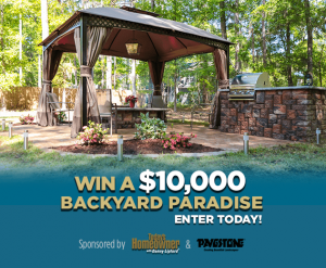 Today's Homeowner – Backyard Paradise – Win $10,000 from Pavestone