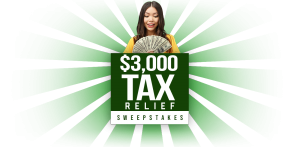 Triton Digital – Tax Relief – Win a $3,000 USD cash