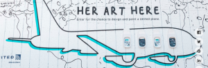 United Airlines – Her Art Here – Win a grand prize of a trip for 2 to attend a video shoot and gallery event in Summer 2019 plus a $10,000 cash (total prize value is $17,400) OR 1 of 2 minor prizes