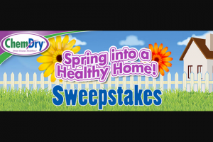 Chem-Dry – Spring Into A Healthy Home Giveaway – Win a Chem-Dry Healthy Home Cleaning Services Package Value of $1000.00 USD