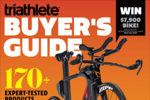 Pocket Outdoor Media – Triathlete – 2019 Buyer's Guide – Win a brand new, superfast hydraulic disk brake bike valued at $7,900