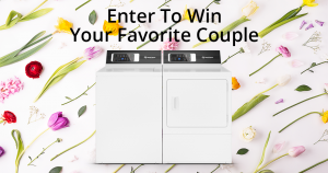 Alliance Laundry Systems – Win a washing machine & a dryer
