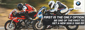 BMW Motorrad – Win a grand prize package valued at $4,000 OR 1 of 5 minor prizes