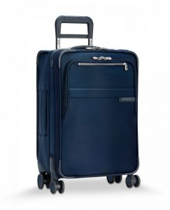 Briggs & Riley – Carry On Luggage – Win a Baseline CX Carry-On Expandable Spinner valued at $639