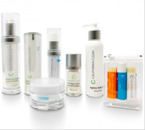 C2 California Clean – Win 1 of 2 prize packs of plant-based skincare products valued at $500 each