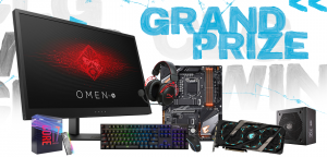 CLG Esports – a grand prize package valued at $2,774 OR 1 of 2 minor prizes