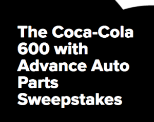 Coca-Cola – Win a prize travel package for 2 to Charlotte, NC