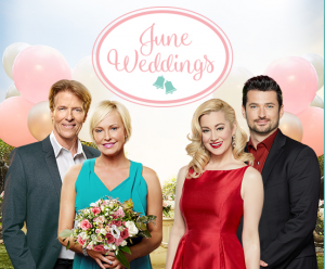 Crown Media – Win a trip for 2 to the June Weddings Fan Celebration convention at Graceland