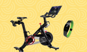 Diageo Beer Company – Smirnoff Seltzer Peloton Bike – Win 1 of 10 Peloton Fitness Bikes valued at $2,200 OR 1 of 50 wearable activity tracking device