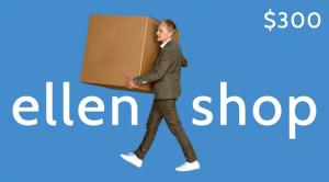 Ellen Tube – Win Ellen Shop gift card valued at $300