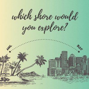Hawaiian Airlines – Win a 5-day trip for 2 to Boston, Massachusetts OR Honolulu, Hawaii valued at $10,136