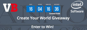 Intel – Win a grand prize OR 1 of 10 minor prizes