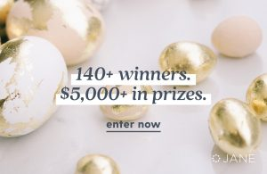Jane – Win 1 of 147 prizes including Store Credit, Shirt, Cash and more
