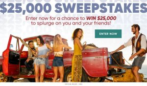 Meredith – Shape Magazine – Win a prize valued at $25,000