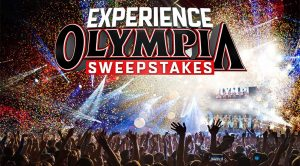 Muscle & Fitness – Win a trip for 2 to Las Vegas