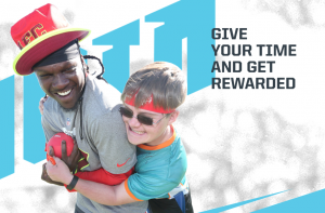 NFL – Win 1 of 100 Grant Prizes valued at $100 each OR a trip for 2 to Miami to attend the 2020 Super Bowl
