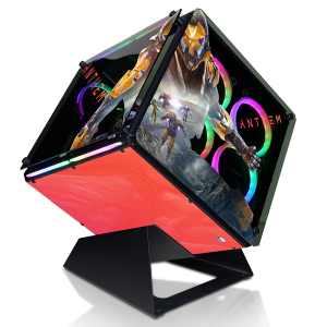 NVIDIA – #LVLUP – Win 1 of 3 custom gaming PCS valued at up to $6,000