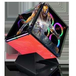 NVIDIA – #LVLUP – Win 1 of 3 custom gaming PCS valued at up to $6,000