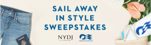 NYDJ – Win a prize package valued at $4,500 including a Princess Cruises gift card