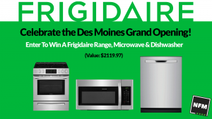 Nebraska Furniture Mart – Win a prize package