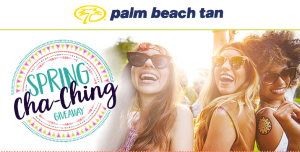 Palm Beach Tan – Win $5,000 cash plus more (total prize value is $6,320)