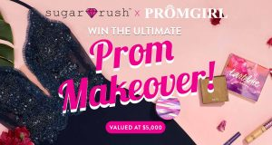 Prom Girl – Win a 3-day trip for 2 plus more