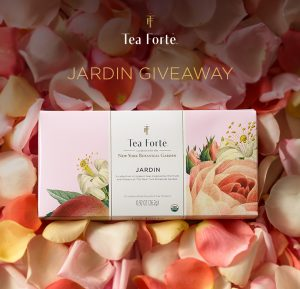 Tea Forte – Win a prize package valued at over $2,000