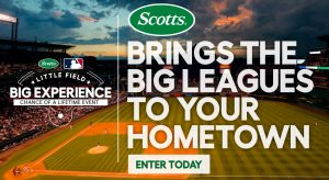 The Scotts Company – Win a grand prize valued at $175,000 OR many other minor prizes