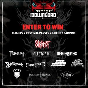Topsify – Win a trip for 2 to Download Festival