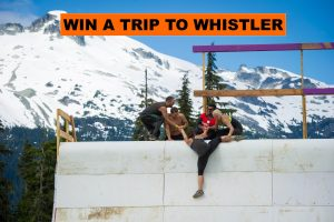 Tough Mudder – Win a trip package for 2 to Vancouver