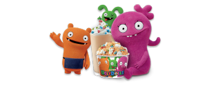 Ugly Industries – Win a grand prize of a private hometown screening of UglyDolls for 100 people