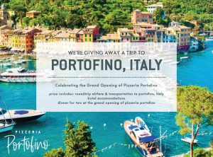 321 Restaurant – Win a trip for 2 to Genoa