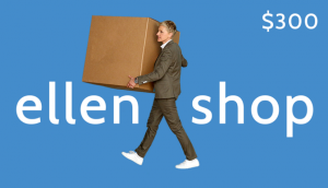 Ellen Tube – Win Ellen Shop gift card valued at $300
