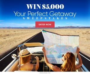 Meredith – Shape Magazine – Win a $5,000 check to getaway