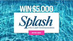 Meredith – Win a $5,000 check