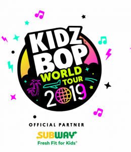 Subway – Win a grand prize of a trip for 4 to Kidz Bop Live at Hollywood Casino in Tinley Park OR many other minor prizes